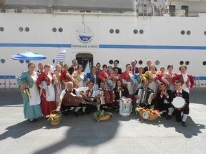 I Picciotti di Matarò Sicilian Folk Group in Marsala Sicily